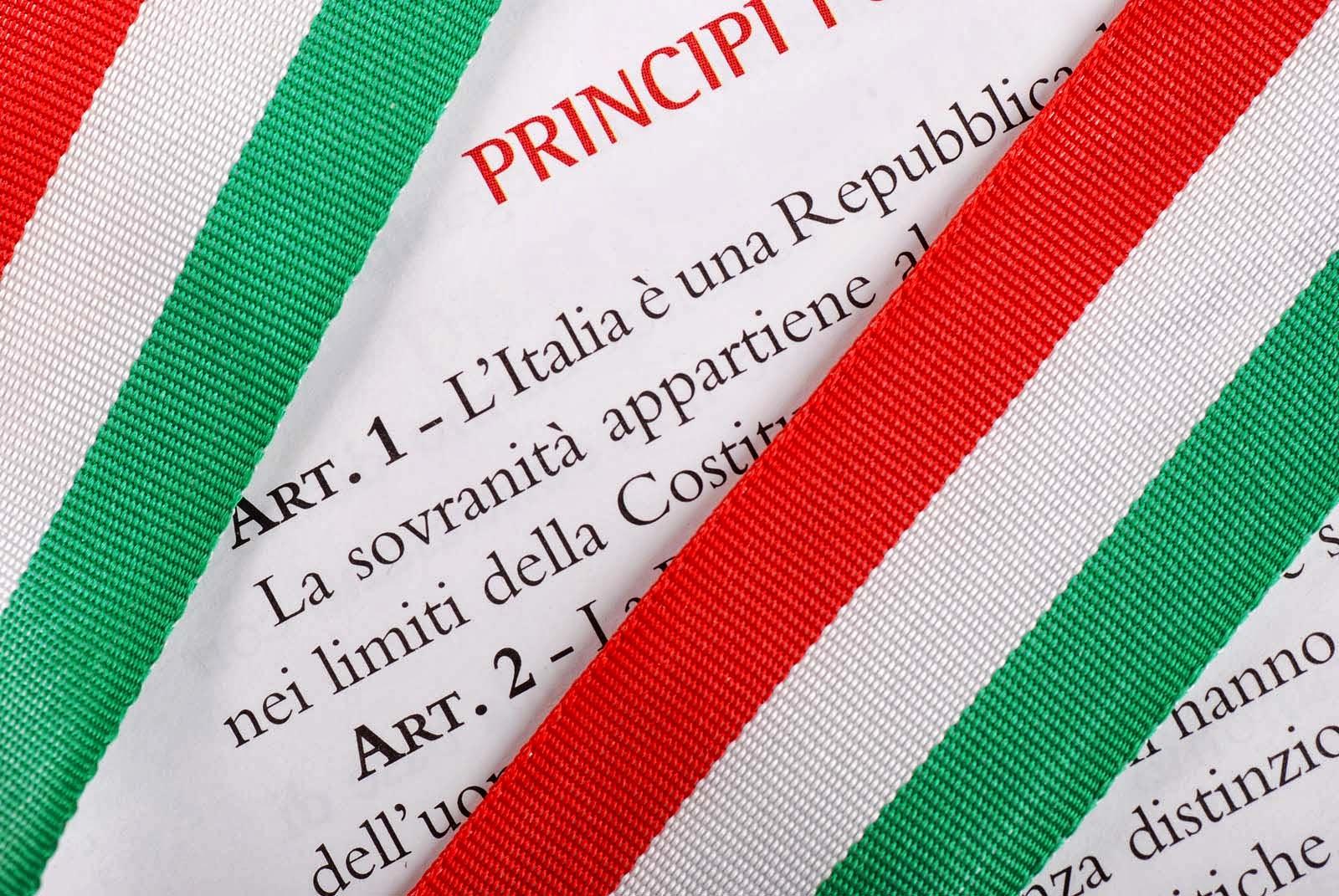 Referendum costituzionale del voto degli for Indirizzo della camera dei deputati