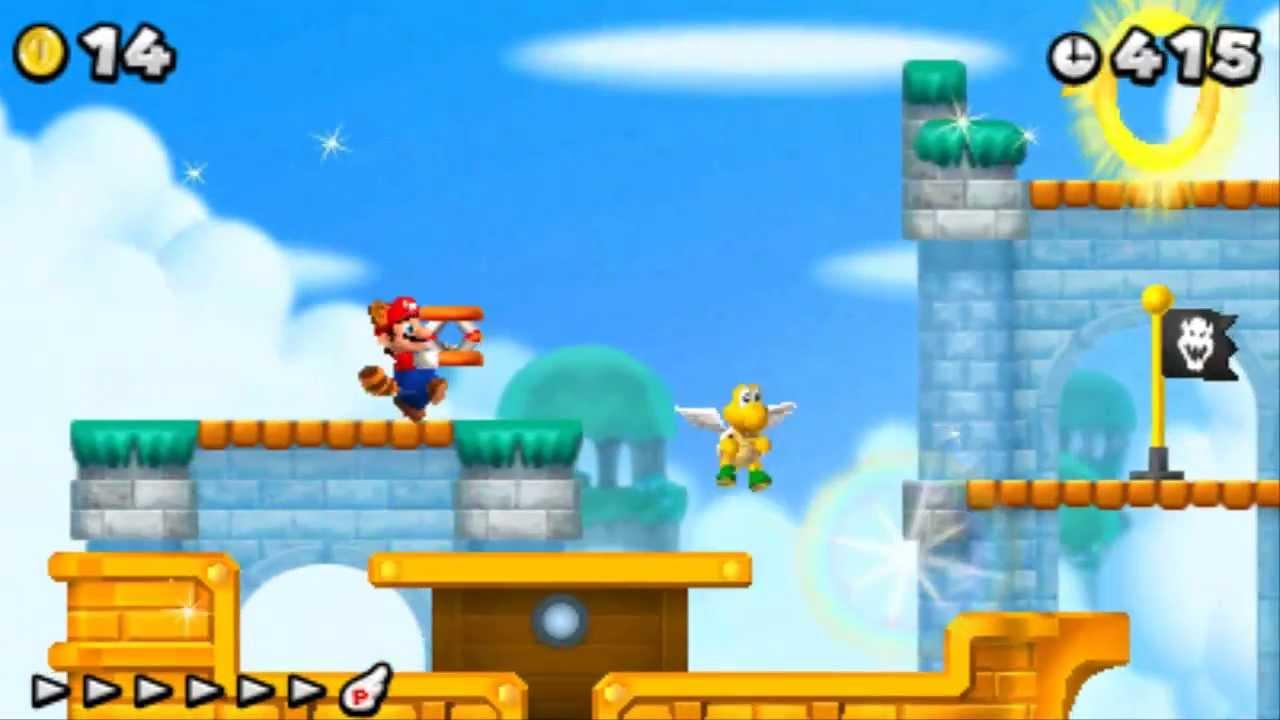 Guida a New Super Mario Bros  2  | TuttoHevea - Un blog
