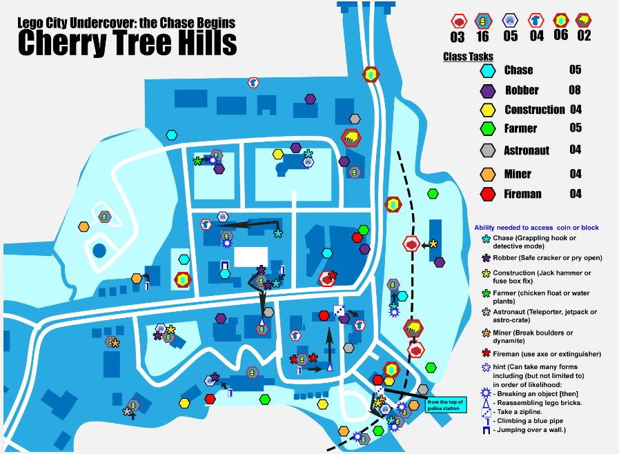 Cartina Mondo Lego.Guida A Lego City Undercover The Chase Begins 3ds Tuttohevea Un Blog Acceso Su Bariano
